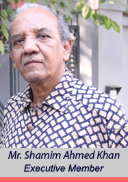 Mr. Shamim Ahmed Khan